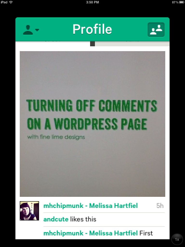 mhchipmunk on Vine