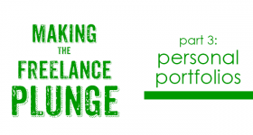Making The Freelance Plunge Part 3 | Fine Lime Designs