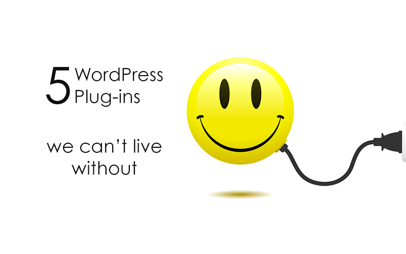 5 WordPress Plug-ins we love | www.finelimedesigns.com