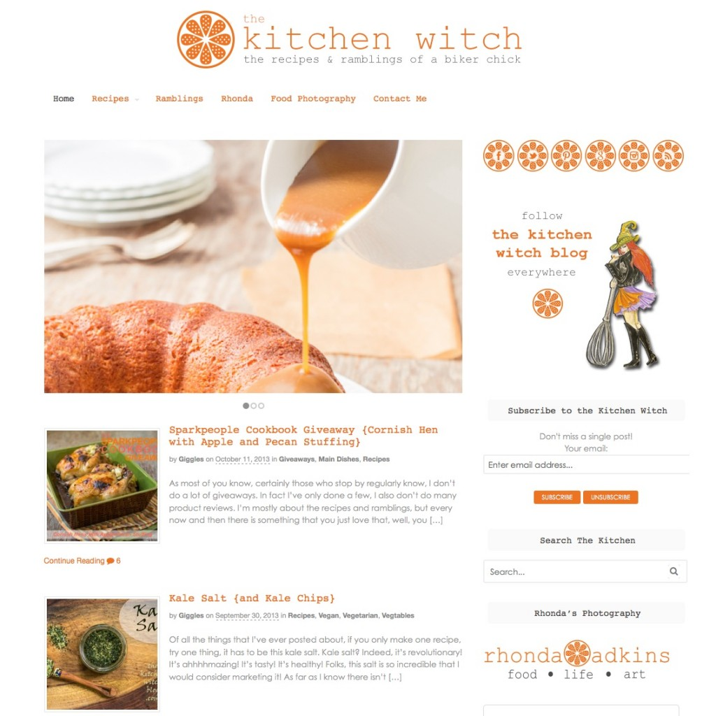The Kitchen Witch Redesign | www.finelimedesigns.com