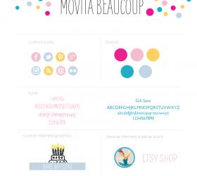 Movita Beaucoup site launch